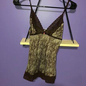 Victoria's Secret nightie!